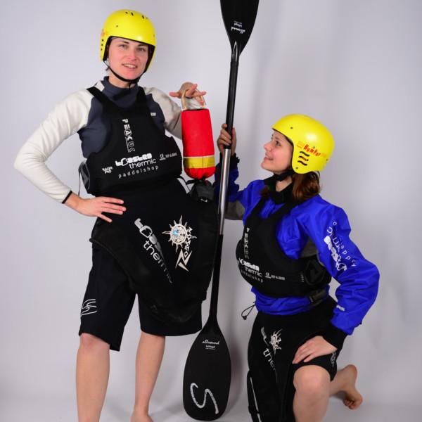 Die Ausrüstung gibts einzeln oder im Set, vom Helm bis zum Wurfsack ist vieles verfügbar