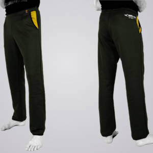 TOASTED THERMIC – Casual Pants aus NEW GREEN PowerDry™ und LIME PowerStretch™ .