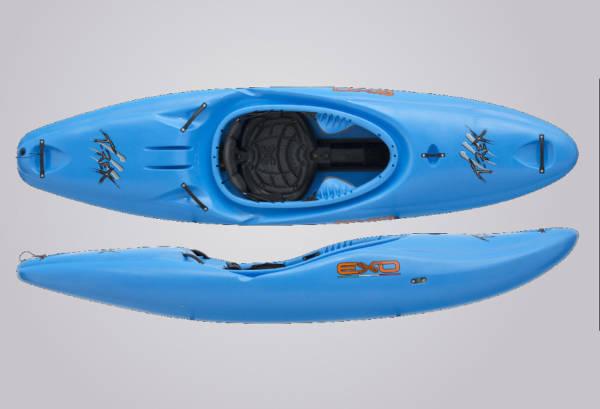 EXO Kayaks T-Rex blau
