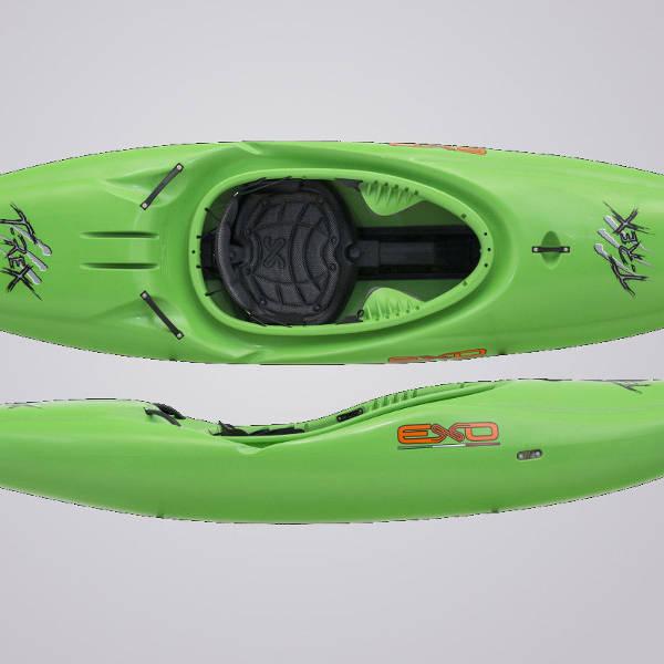 EXO Kayaks T-Rex grün