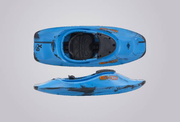 EXO Kayaks XG blauschwarz