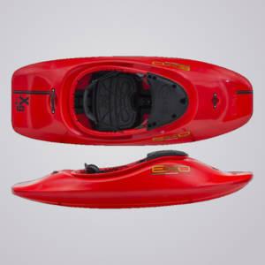 EXO Kayaks XG rot