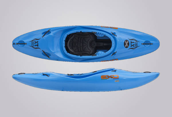 EXO Kayaks XT 260 blau