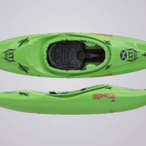 EXO Kayaks XT 260 grün