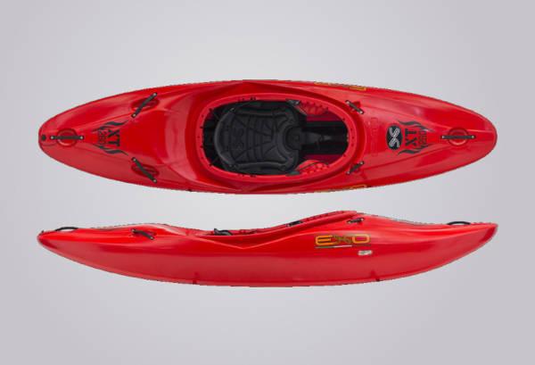 EXO Kayaks XT 260 rot
