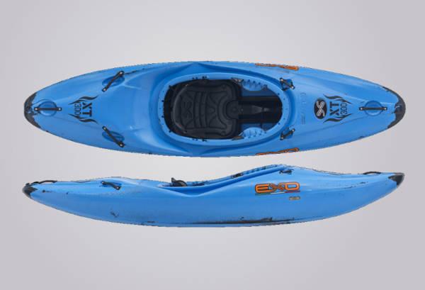 EXO Kayaks XT 300 blauschwarz