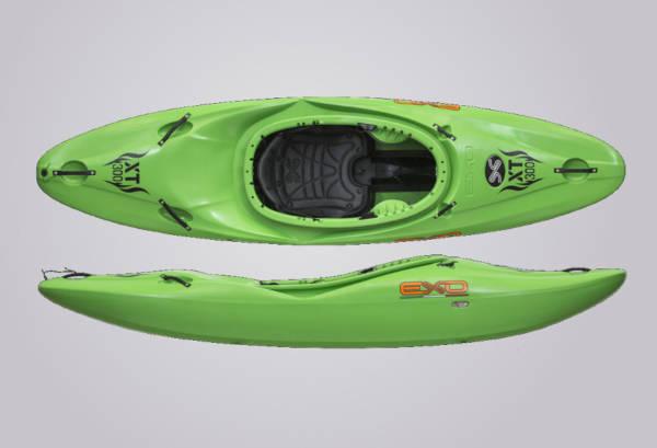 EXO Kayaks XT 300 grün