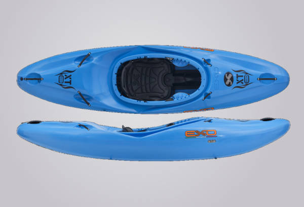 EXO Kayaks XT Creek blau