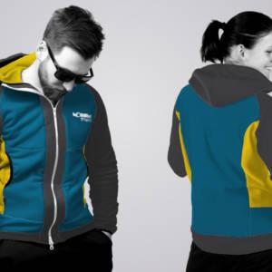 Mit dem TOASTED THERMIC - Konfigurator kannst du dir deine eigene Jacke kreieren! Wähle aus den verfügbaren Farben und beachte die Stoffqualitäten!
