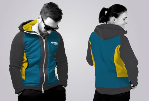 Mit dem TOASTED THERMIC - Konfigurator kannst du dir deine eigene Fleece - Jacke kreieren! Wähle aus den verfügbaren Farben und beachte die verschiedenen Stoffe von Polartec®: PowerStretch®, PowerDry® und Alpha®!