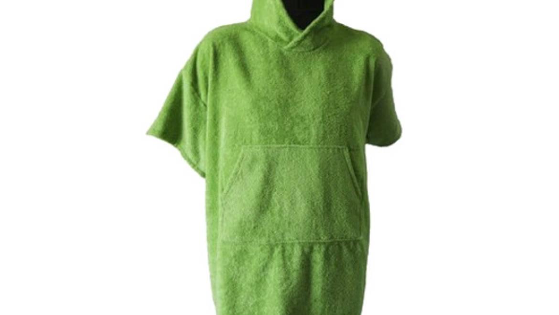 Das Poncho Towel von Sandiline