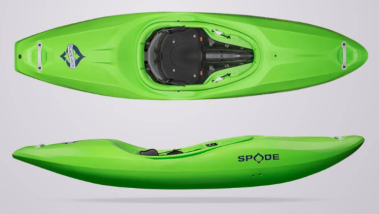 Spade Kayaks – Black Jack zum Testen