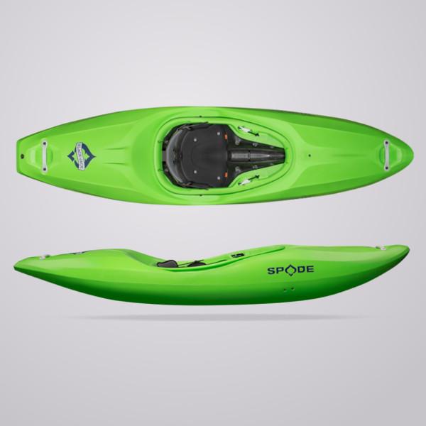 Das neue Kajak von Spade Kayaks - der Black Jack! Gibts bei uns auch als Testboot! Teste es jetzt!