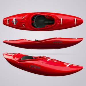 Spade Kayaks - Royal Flush - red