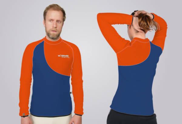 TOASTED THERMIC - Shirts aus bestem Fleece von Polartec® der Marken PowerStretch® und PowerDry®