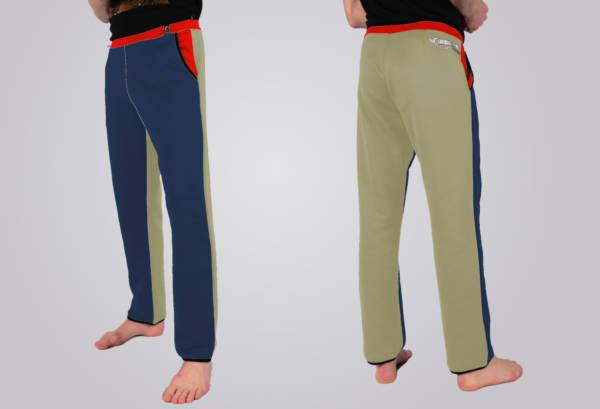 Die Toasted Thermic - Casual Pants ist eine Freizeithose aus Polartec® - Stoffen. Sie hat zwei Taschen und ist gerade geschnitten. Geeignet für Sport, Alltag und Arbeitseinsätze.