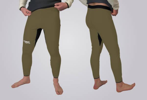 Die Toasted Thermic - Trousers ist Funktionsbekleidung aus Polartec® Powerstretch® hält dich warm. Geeignet für Sport, Alltag und Arbeitseinsätze.