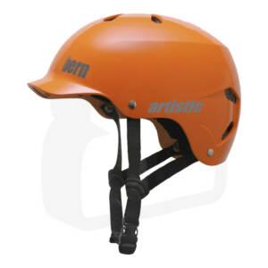 Robuster und komfortabler Wildwasser - Helm von Artistic mit hoher Bruchfestigkeit durch besonders Schlagfester ABS-Außenschale.