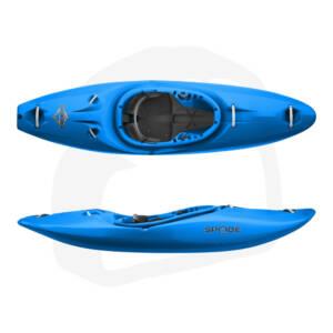Der Black Jack 2.0 von Spade Kayaks ist ein modernes Wildwasserkajak