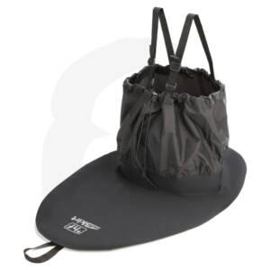Die °hf Multi Skirt ist eine Universal-Spritzdecke für Touring auf Seen