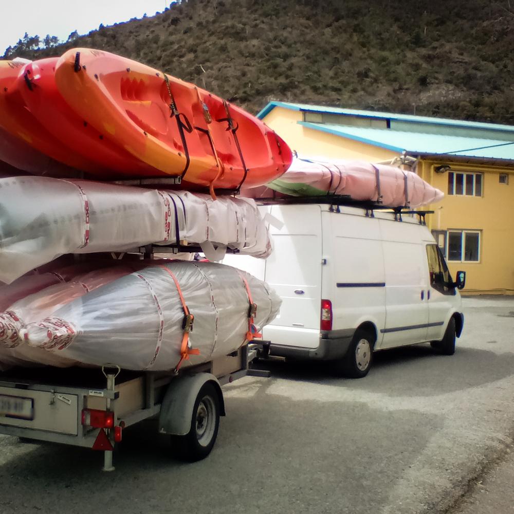 Frische Boote!